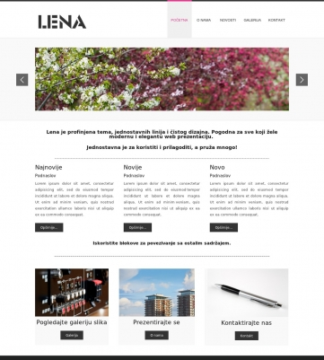 Lena – Ljubičasto crna