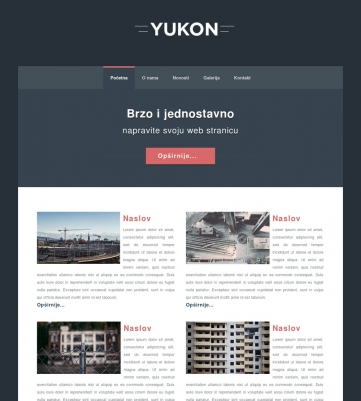 Yukon – Crvena