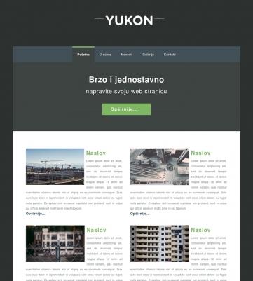 Yukon – Zelena