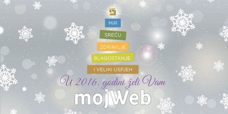 mojWeb - cestitka