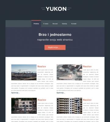 Yukon – Narandžasta