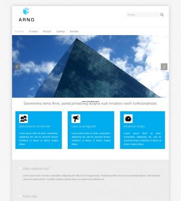 Arno – Plavo bijela