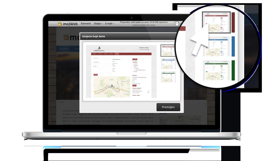 JOŠ BRŽI I MOĆNIJI: Izdata nova verzija mojWeb 1.5.0