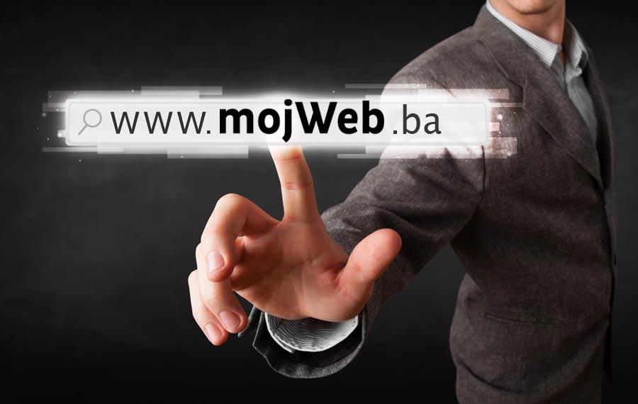 Da li vam treba web stranica?