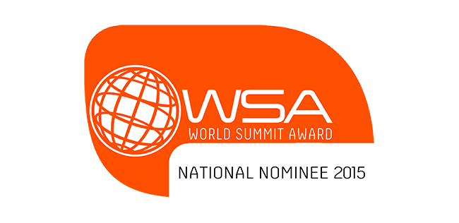 MojWeb nominovan za WORLD SUMMIT AWARD 2015