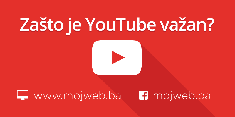 Zašto je YouTube važan za marketing i promociju?