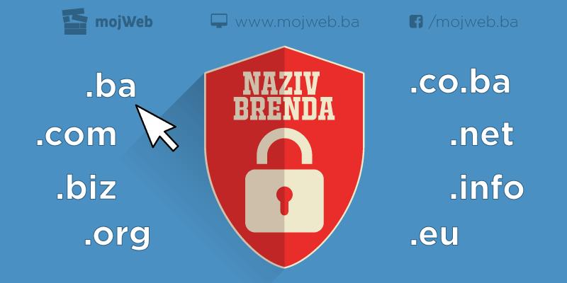 Registracijom domene zaštitite brend