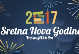 SRETNA NOVA 2017. GODINA!
